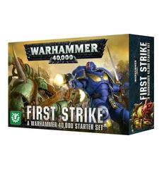 First Strike: Warhammer 40K Starter Set