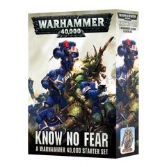 Know No Fear: Warhammer 40K Starter Set