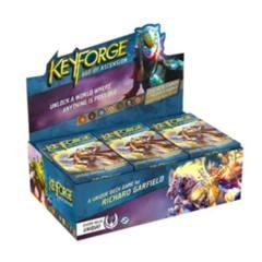 Keyforge Age of Ascension Deck Display