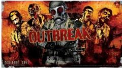 Resident Evil: Outbreak- Play Mat