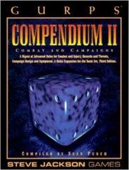 Gurps- Compendium II