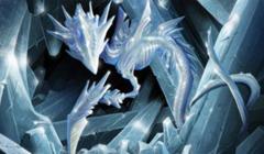 Artists of Magic Series #32 Crystal Sliver by Robert Bermea