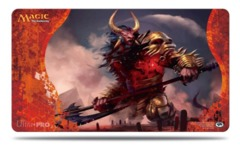 Born of the Gods Playmat- Mogis