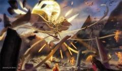 Artists of Magic Series #33 Commandment by Joe Slucher