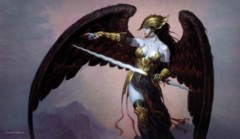 Artists of Magic Series #31 Golden Helm by Brom