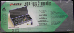 Large Figure Storage Box (40 figure capacity)