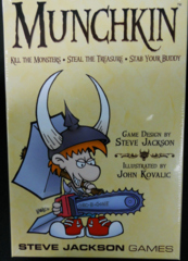 Munchkin -Core set (Full color Foil Edtion)