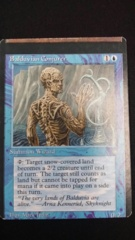 Balduvian Conjurer- Ice Age- Miscut