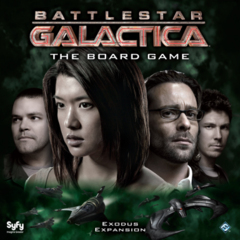 Battlestar Galactica: The Board Game - Exodus Expansion