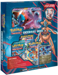 Pokemon Deoxys Box Set