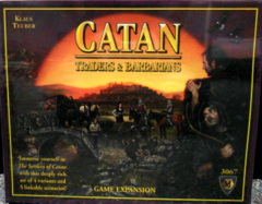 Catan: Traders and Barbarians core