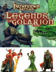 Pathfinder Battles: Legends of Golarion Booster