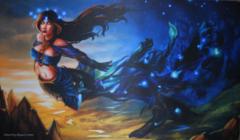 Artists of Magic Series #24 Greek Goddess w/artwork by Alayna Lemmer