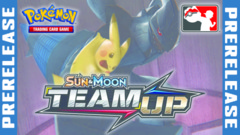 Pokemon Team Up Prerelease