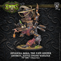 Zevanna Agha Battle Engine Warlock Box