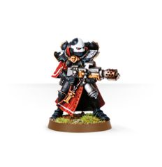 Battle Sister with Flamer 1