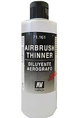 Airbrush Thinner (200ml) Val71161