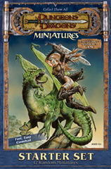 D&D Miniatures Starter Set (Boxed Set)