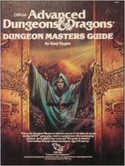 Dungeon Master's Guide [minibook]