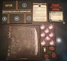 Star Trek Attack Wing: Reinforcements Sideboard Resource