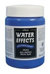 Pacific Blue 200ml, Vallejo Wet Effects Val26203