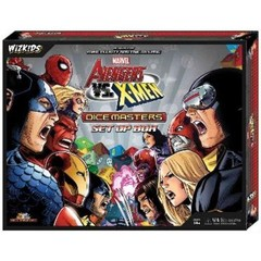 Marvel Dice Masters: Avengers vs X-Men Set Up Box