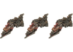 Battlefleet Gothic: Ork Savage Gunship
