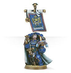 Ultramarines Captain Sicarius