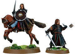 Boromir Foot and Mounted