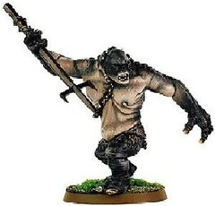 Cave Troll with Spear