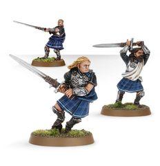 Clansmen of Lamedon