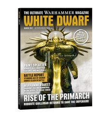 White Dwarf March 2017