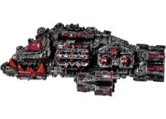 Battlefleet Gothic: Ork Super Battleship