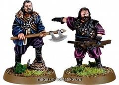 Corsair Bo'Sun and Captain
