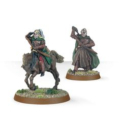 Rohan Outriders (2 figures)