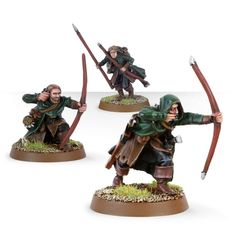 Dunedain of the North (3 Figures)