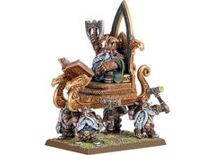 Dwarf High King Thorgrim Grudgebearer