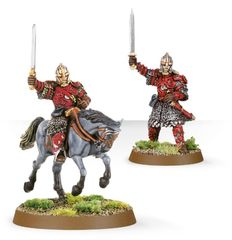 Eomer Foot and Mounted