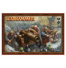 Dwarf Cannon / Organ Gun