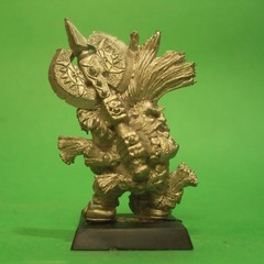 Dwarf Daemon Slayer