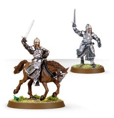 Faramir Foot and Mounted