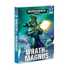 War Zone Fenris: Wrath Of Magnus (HB)