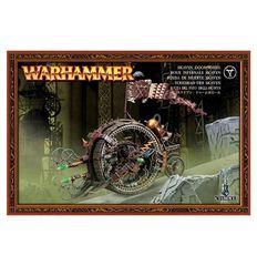 Skaven Doomwheel