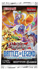 Battles Of Legend-Light's Revenge Booster Pack