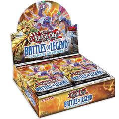 Battles Of Legend-Light's Revenge Booster Box