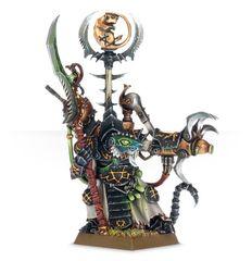 Skaven Ikit Claw Arch-Warlock