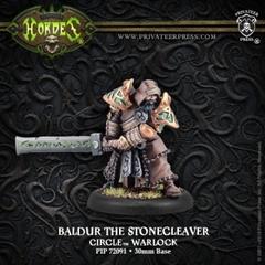 Circle Orboros - Baldur the Stonecleaver Warlock