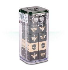 Warhammer 40000: Dark Angels Dice