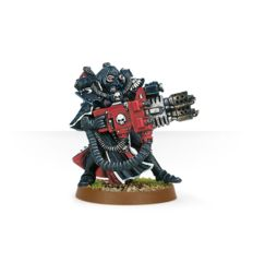 Battle Sister with Heavy Flamer