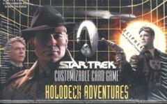 Holodeck Adventures Booster Boxes